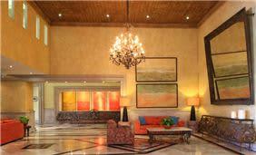 Área de estar en Lobby