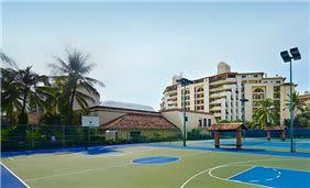 Área de actividades deportivas