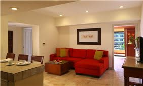 Suite Familiar de tres recámaras