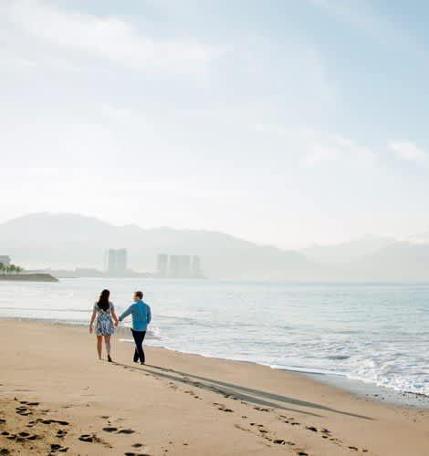 Playas en Marina Vallarta en Puerto Vallarta