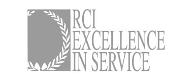 RCI Excellence in Service