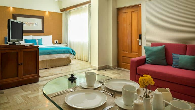 Hotel Velas Vallarta, Estudio de lujo en Puerto Vallarta