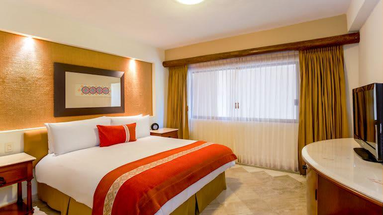 Hotel Velas Vallarta, Suite frente al mar en Puerto Vallarta