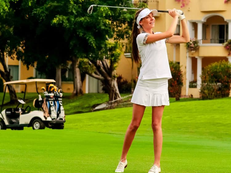 Paquete de golf para ocho adultos Master Foursome