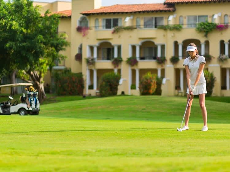 Campo de golf Vista Vallarta en México