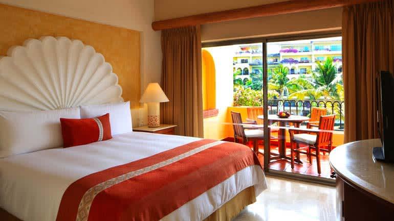 Hotel Velas Vallarta, Puerto Vallarta Suite de lujo de una recámara