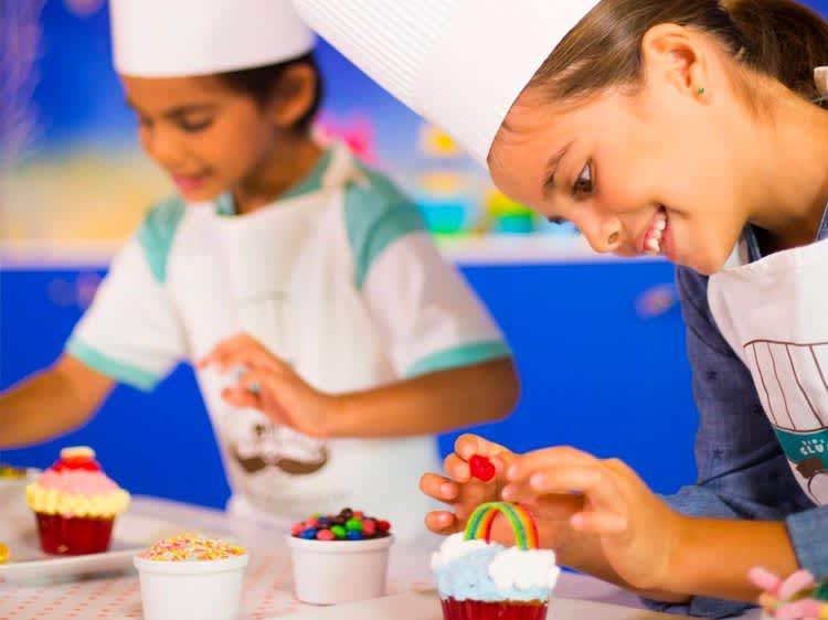 Kids' Club y actividades para niños en Puerto Vallarta, Hotel Velas Vallarta