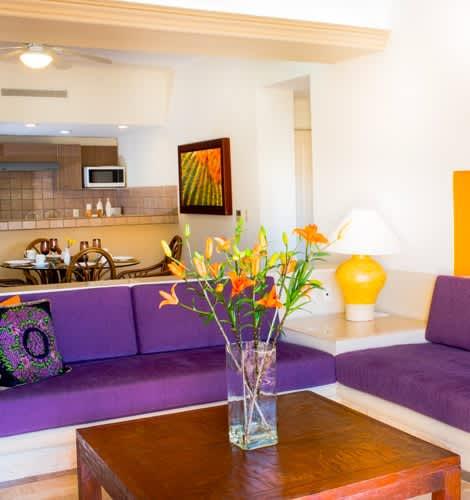 Velas Vallarta Hotel, Puerto Vallarta offers One Bedroom Suite