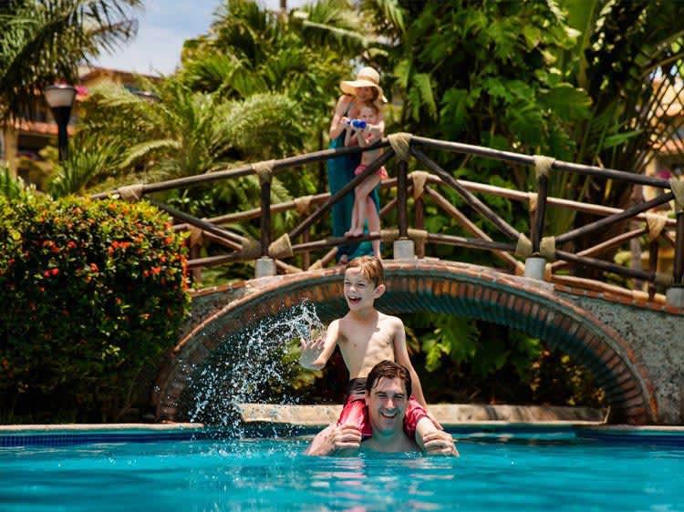 Paquetes de vacaciones familiares en Puerto Vallarta