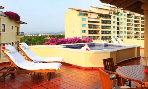 Suites in Velas Vallarta Hotel, Puerto Vallarta
