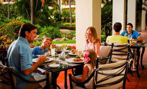 Velas Vallarta Hotel, Puerto Vallarta Dining Facilities