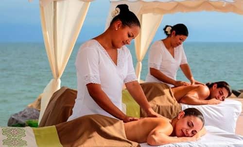 Velas Vallarta Hotel, Puerto Vallarta Spa Facilities