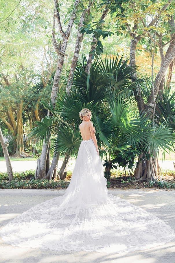 Exclusive Weddings Dress of Grand Velas Riviera Maya