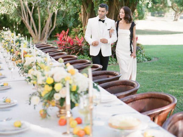 Green Weddings in Puerto Vallarta at Casa Velas