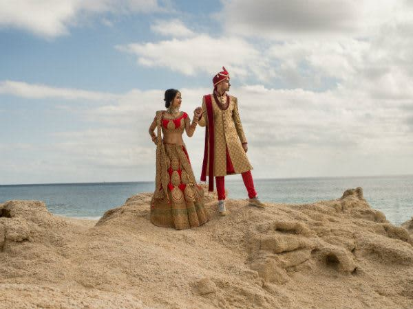Hindu Weddings in Mexico and the Caribbean