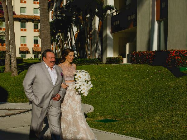 Wedding Roles: The Father of the Bride
