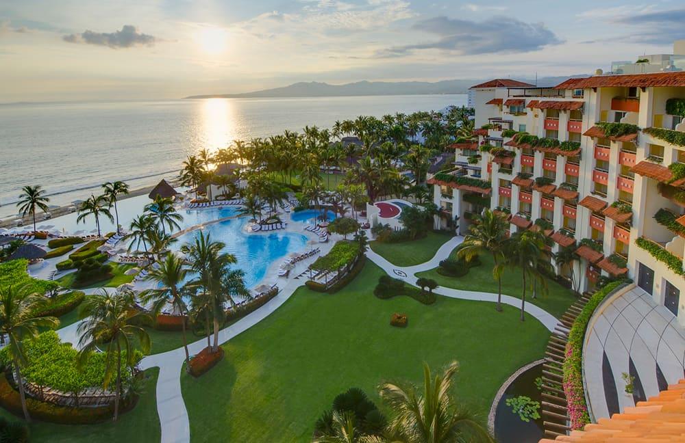 Grand Velas Riviera Nayarit Resort at Mexico