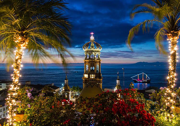 Zona Romantica at Mexico