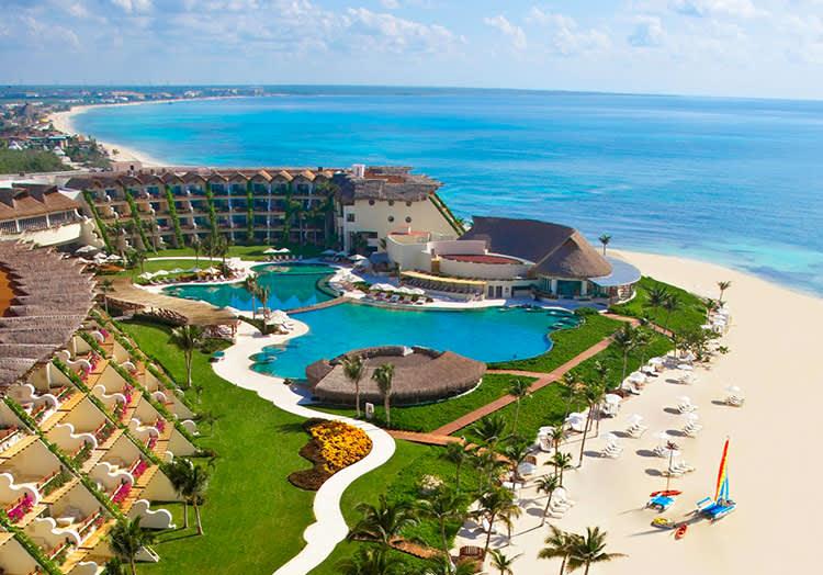 Grand Velas Riviera Maya Resort at Mexico