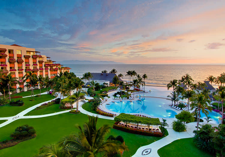 Grand Velas Riviera Nayarit Resort at Mexico
