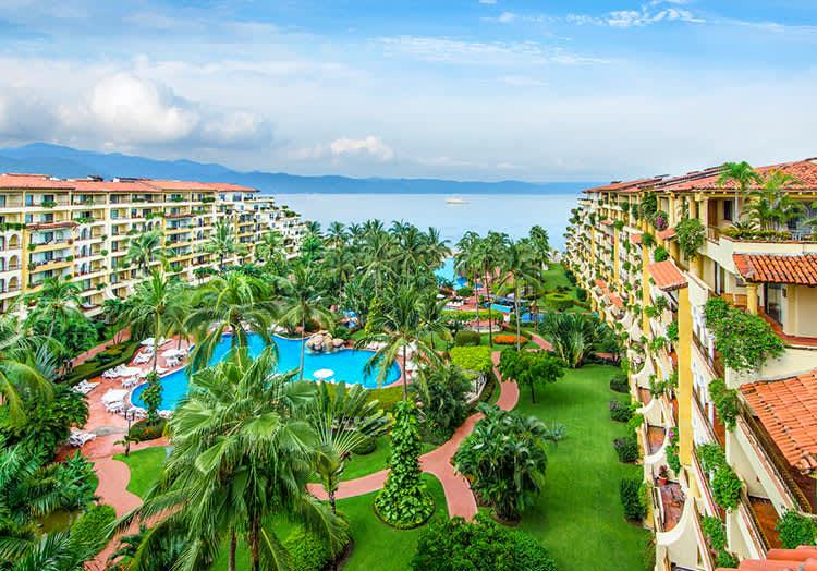 Velas Vallarta Resort at Mexico