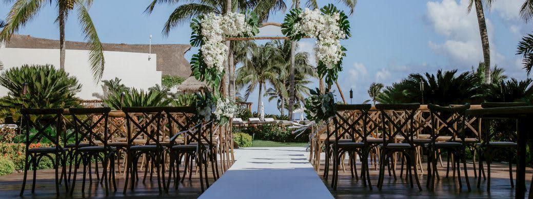 Ambassador Garden at Grand Velas Riviera Maya, Mexico
