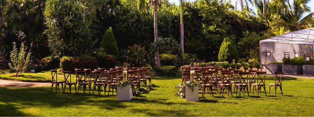 Casa Velas Botanical Garden