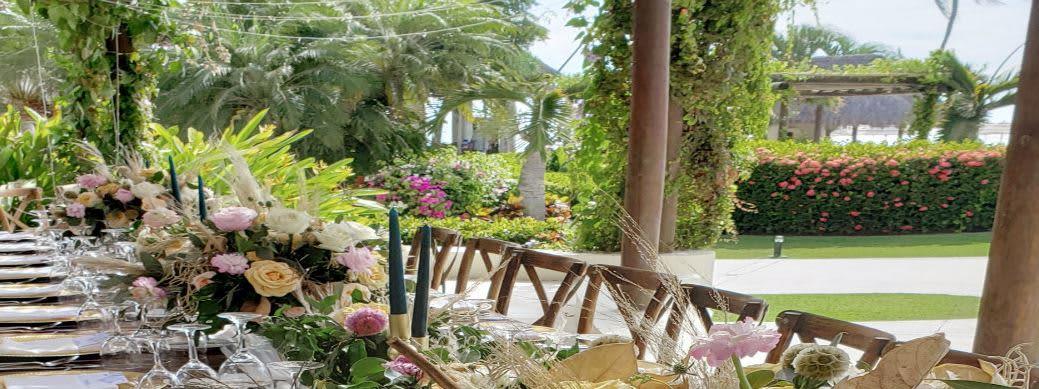 Grand Velas Riviera Nayarit Pool Pavilion