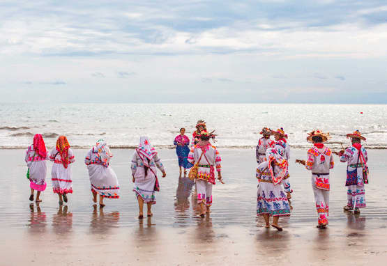 Huichol Ceremony Experience at Grand Velas Riviera Nayarit, Mexico
