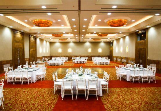 Oceanfront Ballroom at Velas Vallarta, Mexico