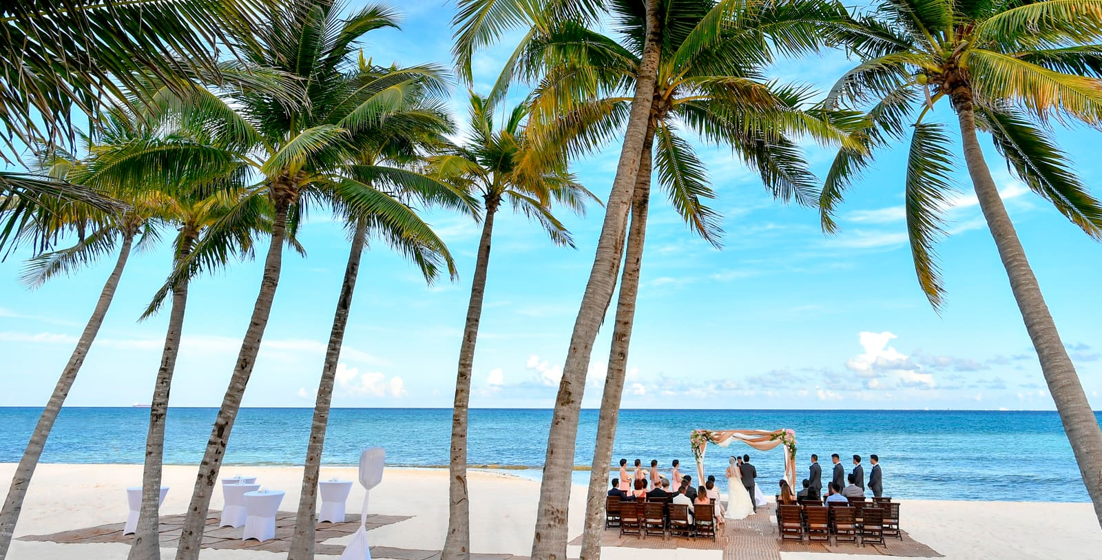 Oceanfront Luxury at Weddings by Velas Resorts, Mexico