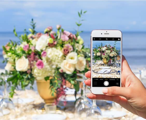 VR Instagram Wedding Consultant