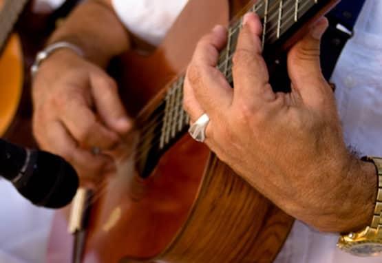 Grand Velas Riviera Maya Mexico Music