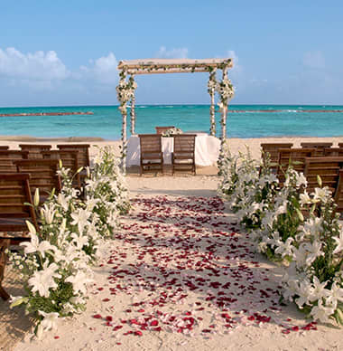 Services at Grand Velas Riviera Maya, Mexico