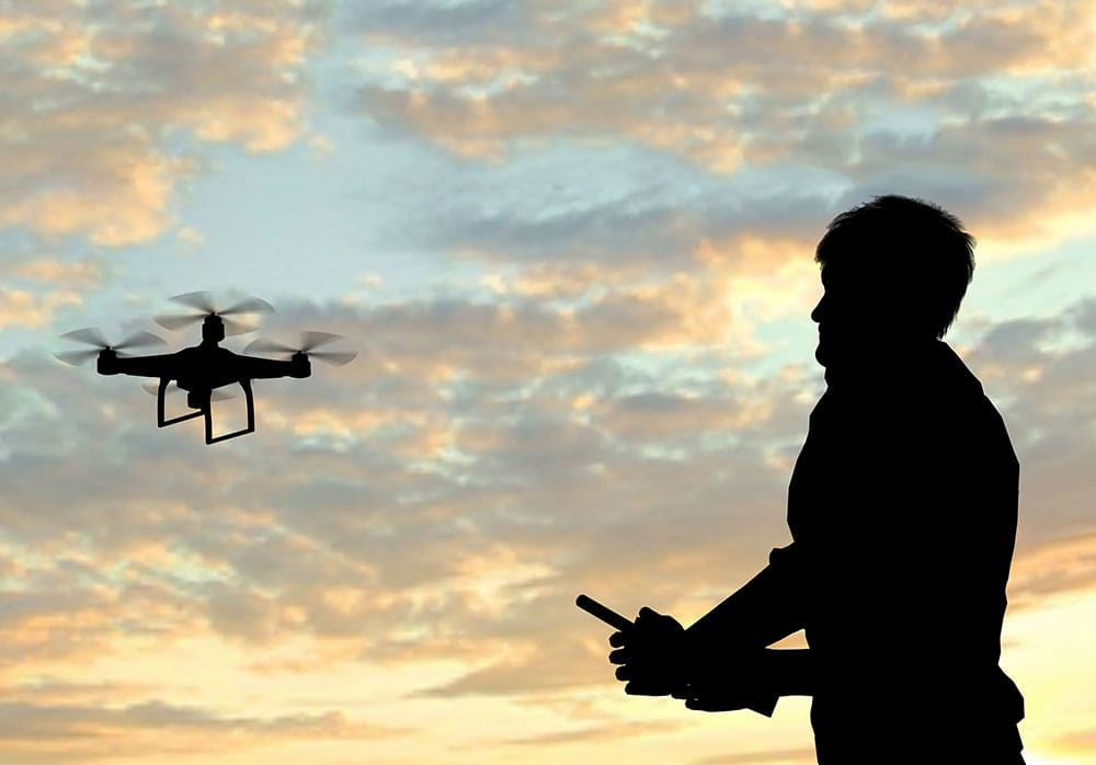 Aerial Drone Filming at Mexico Resort