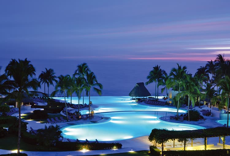 Grand Velas Riviera Nayarit at Mexico