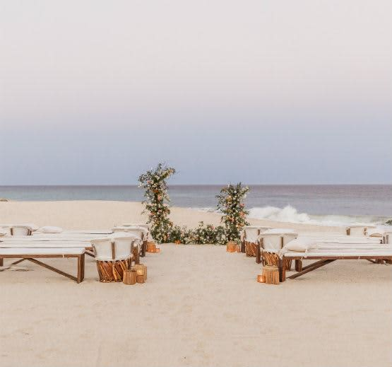 Mar del Cabo Beach