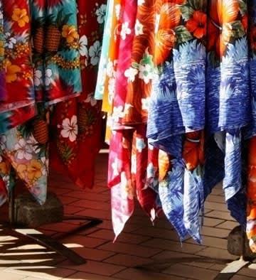 Shopping experience in Honolulu, Hawaii