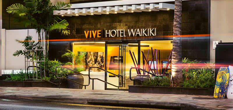 Seattle Post: Stay at VIVE Hotel Waikiki for the Ultimate Oahu Winter Getaway