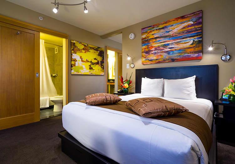 Cosmopolitan Family Suite Vive Hotel Waikiki Honolulu, Hawaii
