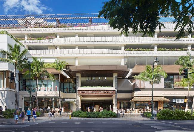 International Marketplace of Honolulu
