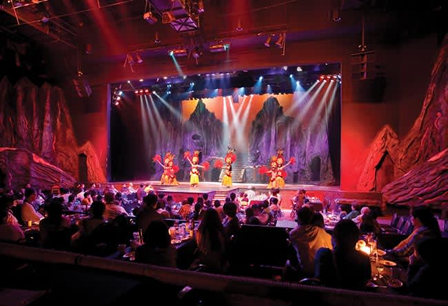 The Magic of Polynesia Show of Honolulu