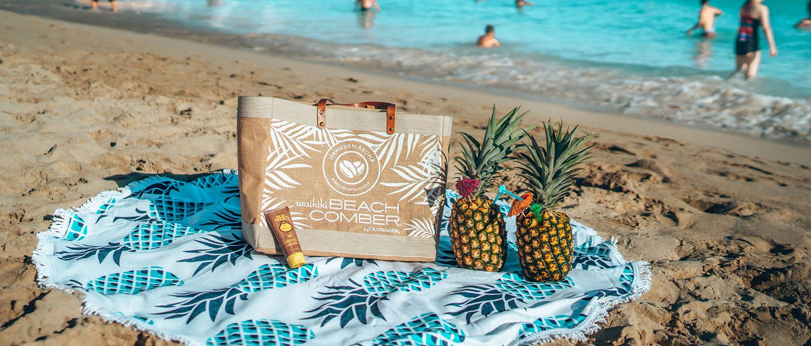 Outrigger Discovery membership at Waikiki Beachcomber by Outrigger