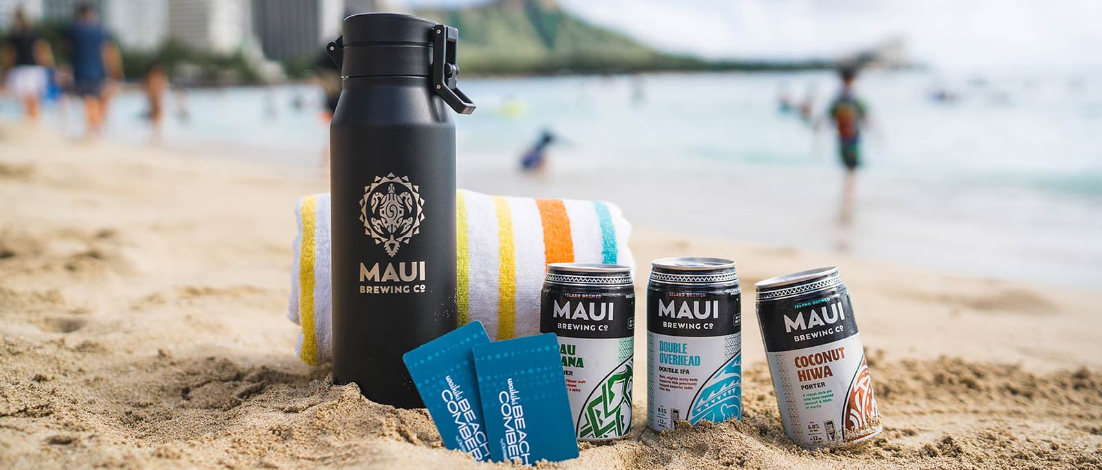 Beaches & Brews at the Waikiki Beachcomber by Outrigger