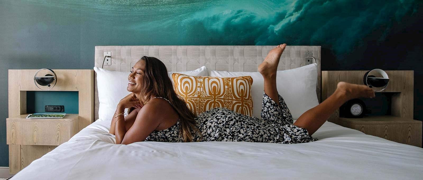 Amenities of Waikiki Beachcomber by Outrigger, Honolulu