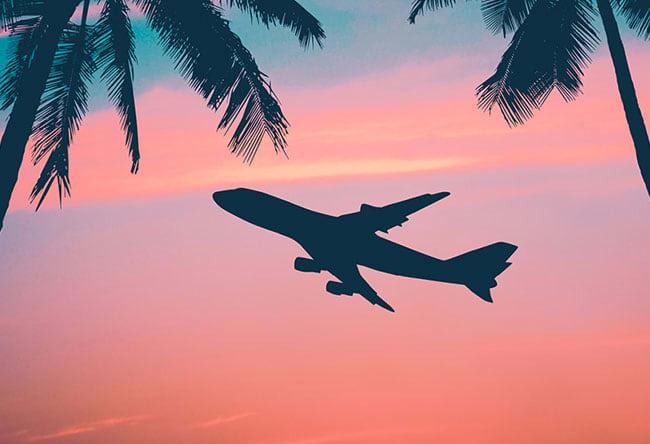Flight + Room