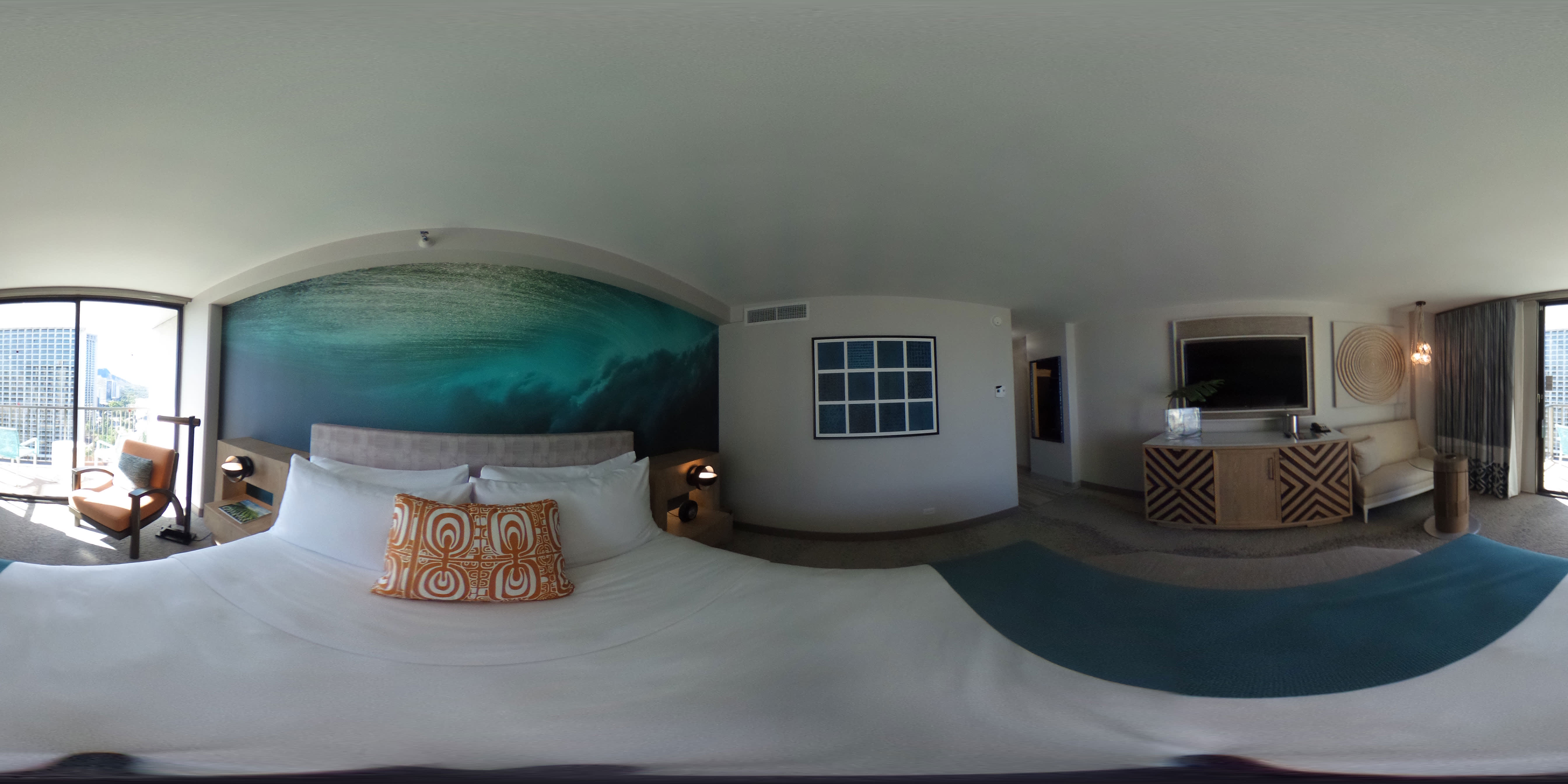 Waikiki Beachcomber by Outrigger Bedroom