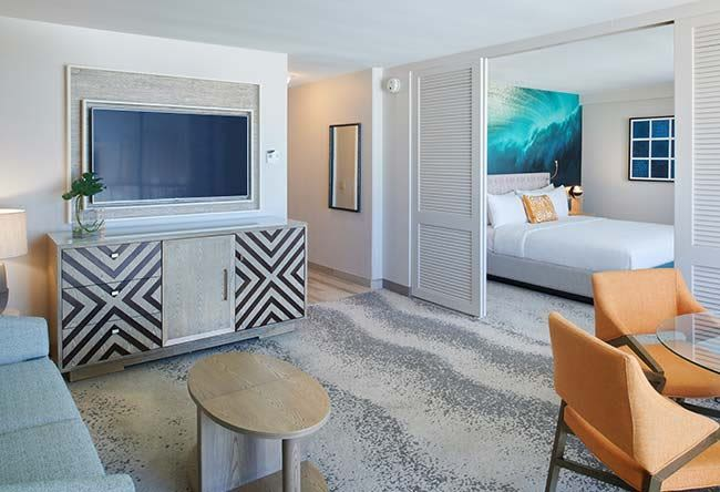 Ocean View Suites of Waikiki Beachcomber by Outrigger