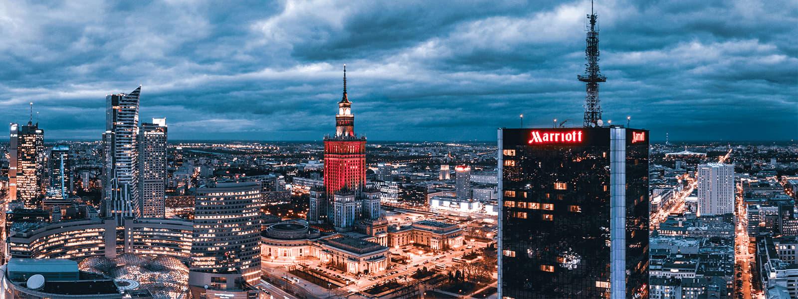 Marriott Warsaw Hotel