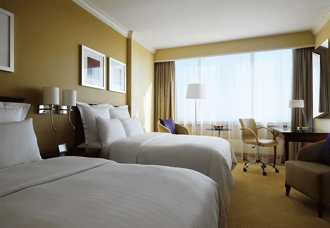 Pokój Standardowy w Marriott Warsaw Hotel